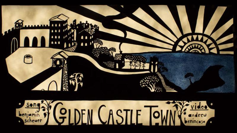 Benjamin Scheuer - Golden Castle Town